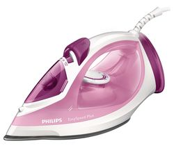 PHILIPS EasySpeed GC2042/40 Steam Iron - Pink
