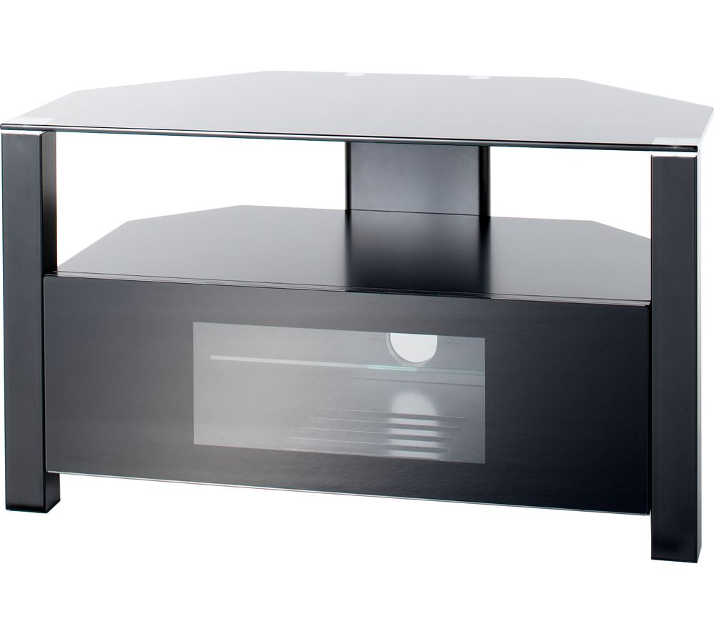 Image of ALPHASON Ambri 800 TV Stand - Black, Black