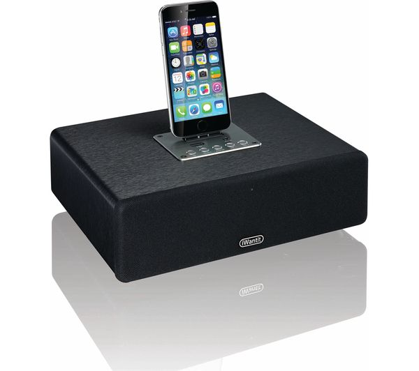 iwantit ibtli17 bluetooth wireless docking station black. Black Bedroom Furniture Sets. Home Design Ideas