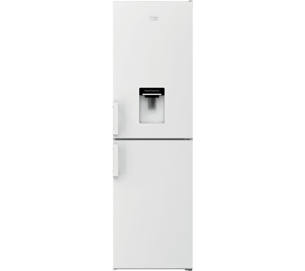 BEKO CXFP1582DW 50/50 Fridge Freezer - White