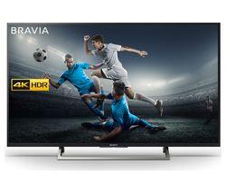 "SONY BRAVIA KD-43XE7002BU 43"" Smart 4K Ultra HD HDR LED TV"