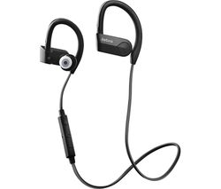 JABRA Sport Pace Wireless Bluetooth Headphones - Black