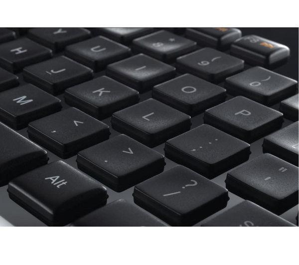 Image of LOGITECH K750 Solar Wireless Keyboard - Black