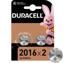 DURACELL 2016 Lithium Batteries