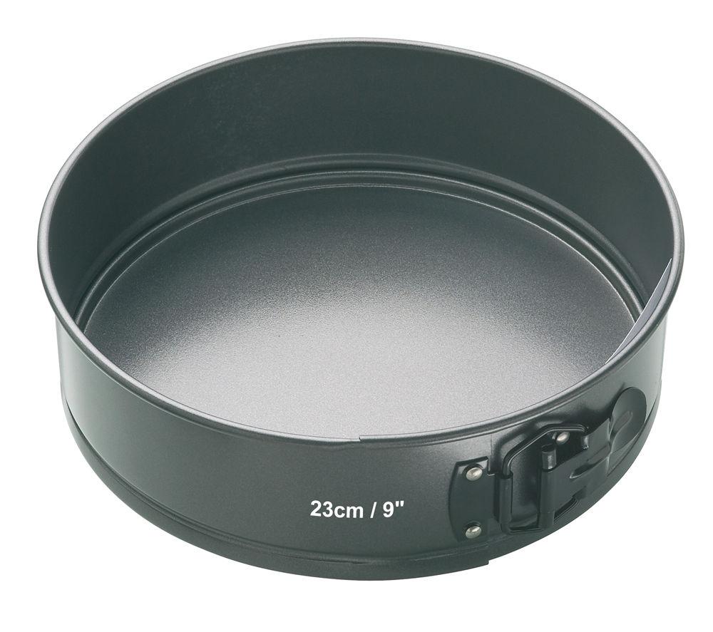 MASTER CLASS KCMCHB10 23 cm Non-stick Cake Pan - Black