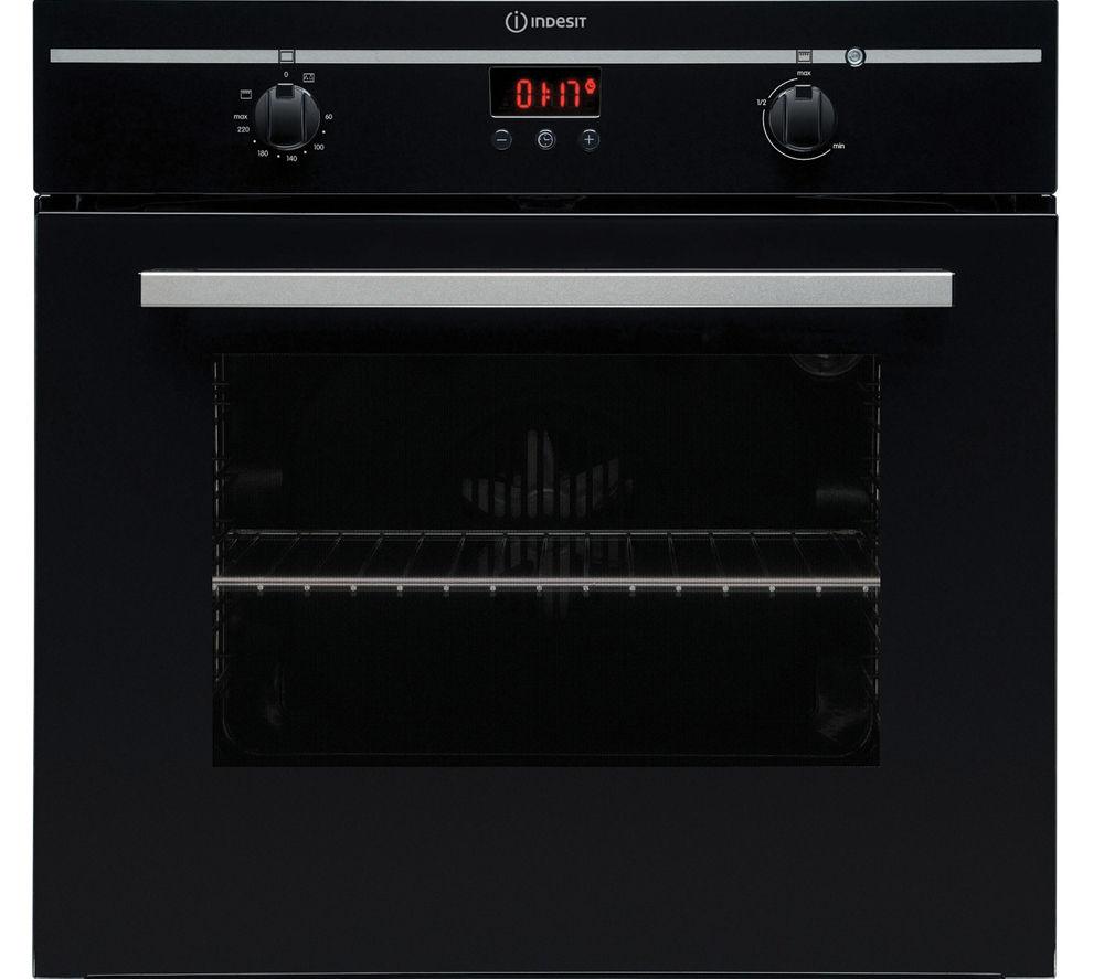 INDESIT FIM33KABK Electric Oven - Black