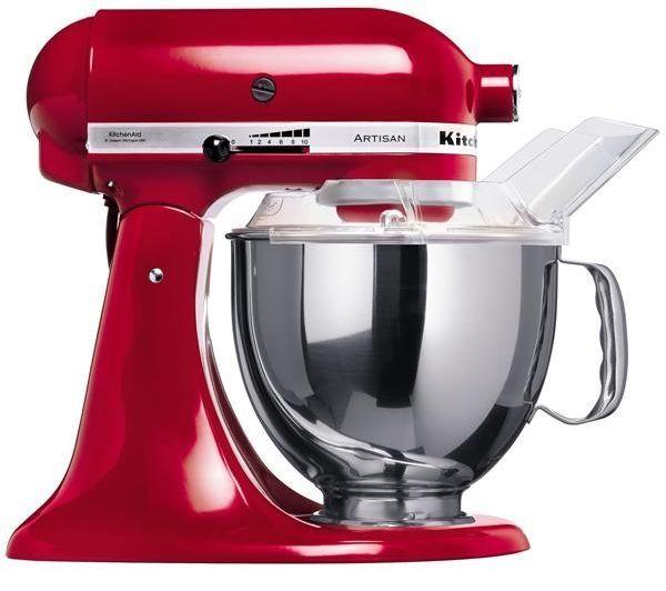 KITCHENAID 5KSM156 Artisan Stand Mixer - Empire Red