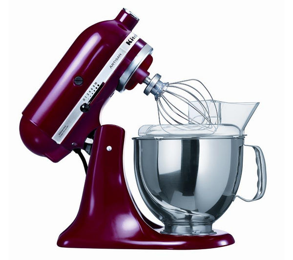 buy kitchenaid 5ksm156 artisan stand mixer empire red free