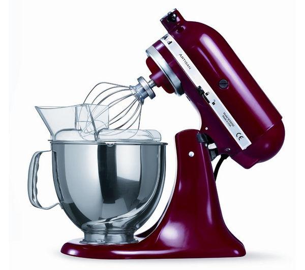 Buy Kitchenaid 5ksm156 Artisan Stand Mixer Empire Red
