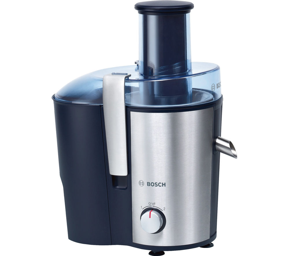 Slow Juicer Bosch Test : Buy BOSCH MES3000GB Juicer - Silver Free Delivery Currys