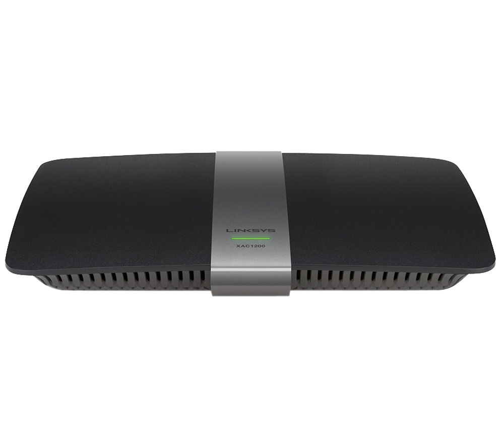 LINKSYS XAC1200 Wireless Modem Router - AC 1200, Dual-band
