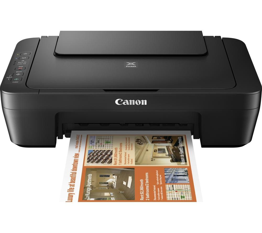 CANON  PIXMA MG2950 All-in-One Wireless Inkjet Printer +  PG-545/CL-546 Tri-colour & Black Ink Cartridges - Twin Pack +  PG-545XL/CL-546 Tri-colour & Black Ink Cartridges - Multipack