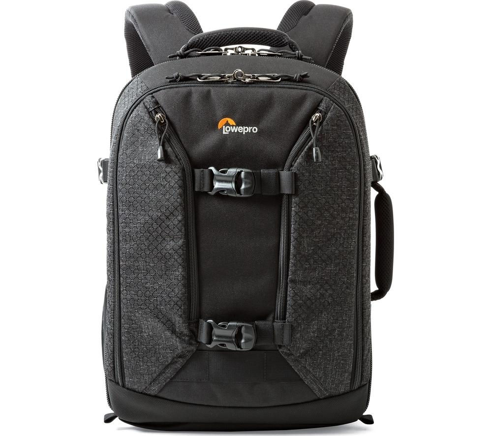 LOWEPRO Pro Runner BP 350 AW ll DSLR Camera Backpack - Black