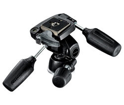 MANFROTTO 804RC2 Pan Tilt Tripod Head - Black