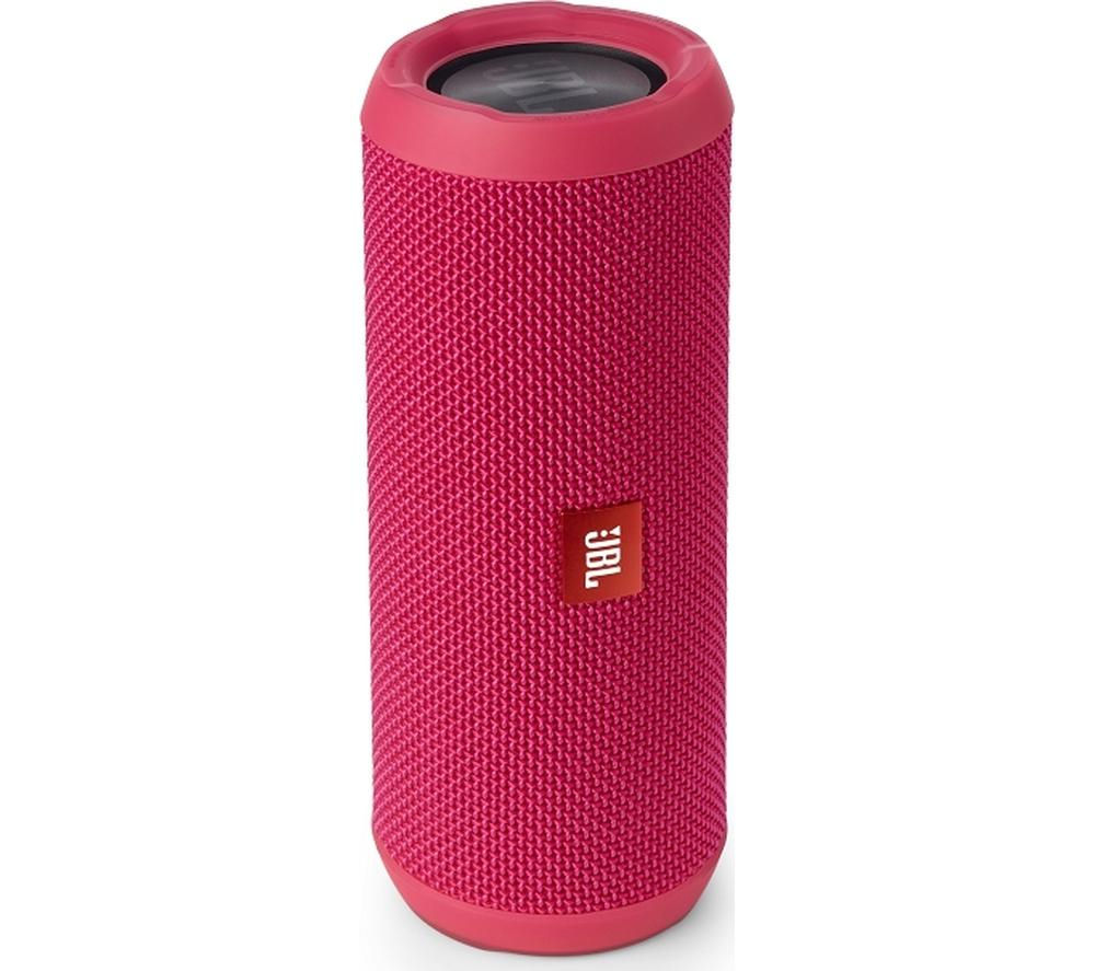 JBL Flip 3 Portable Wireless Speaker - Pink