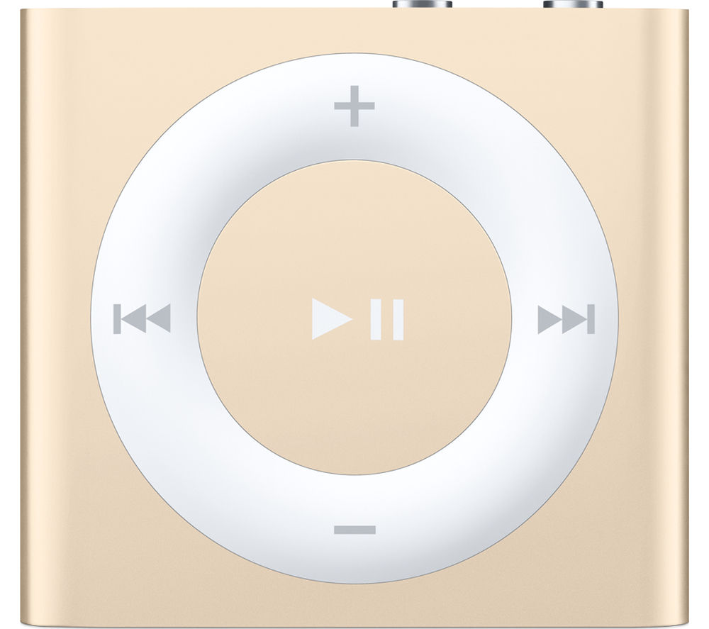 APPLE iPod shuffle - 2 GB, 4th generation, Gold