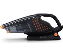 AEG Rapido AG5112E Handheld Vacuum Cleaner - Black