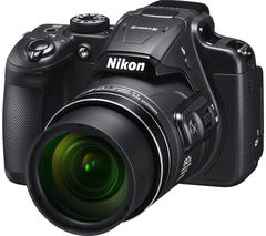 NIKON COOLPIX B700 Bridge Camera - Black
