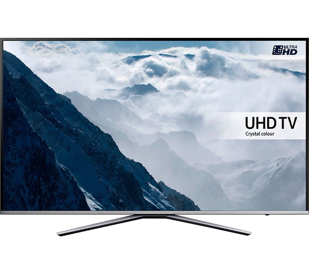 SAMSUNG  UE40KU6400 Smart 4K Ultra HD HDR 40 LED TV