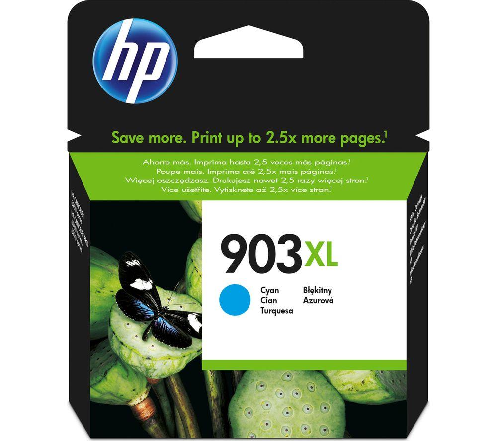 HP 903XL Cyan Ink Cartridge