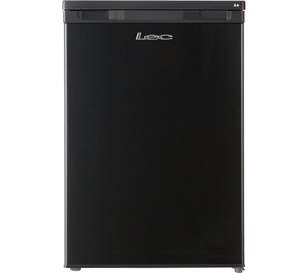 LEC  R5511B Undercounter Fridge  Black Black