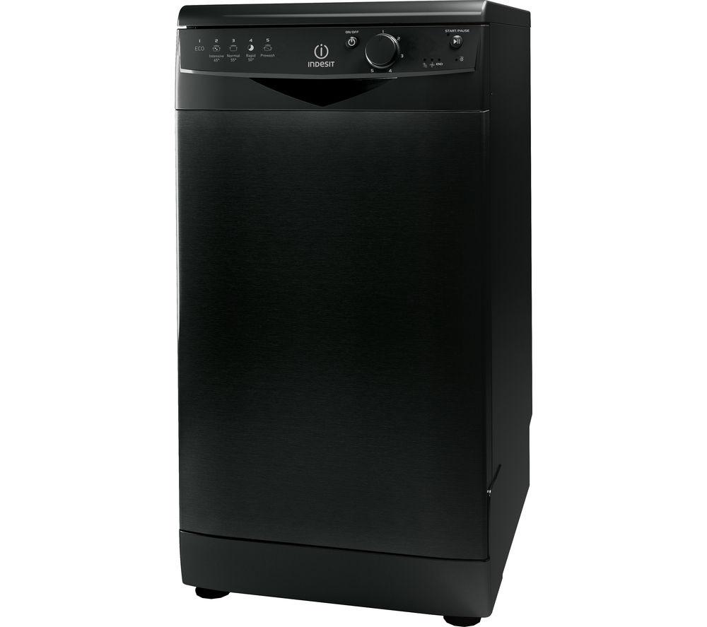 buy cheap slimline dishwasher black compare dishwashers. Black Bedroom Furniture Sets. Home Design Ideas