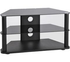 TTAP Classik Corner 800 TV Stand - Black