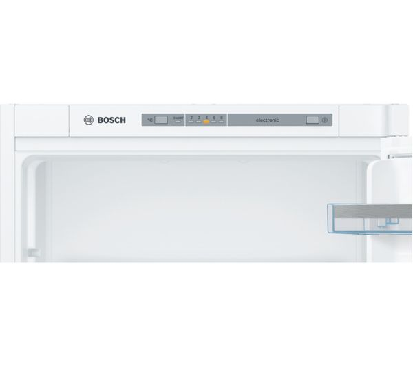 buy bosch kiv87vs30g integrated fridge freezer free delivery currys. Black Bedroom Furniture Sets. Home Design Ideas
