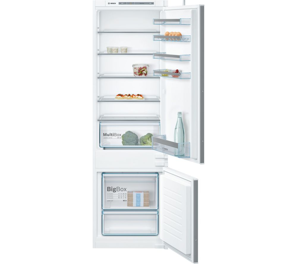 BOSCH  KIV87VS30G Integrated Fridge Freezer