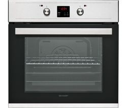 SHARP K-61D27IM1 Electric Oven - Stainless Steel