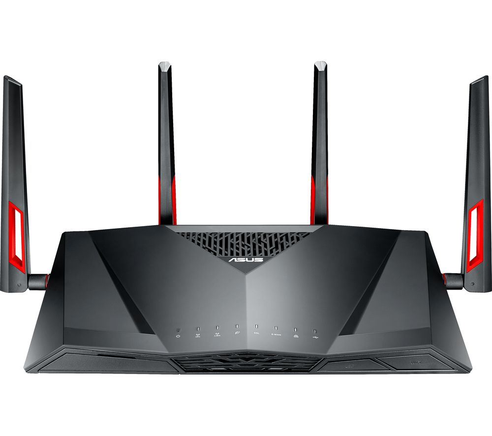 ASUS DSL-AC88U Wireless Modem Router - AC 3100, Dual-band