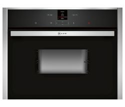 Neff Stainless Steel Premium Compact Steam Oven
