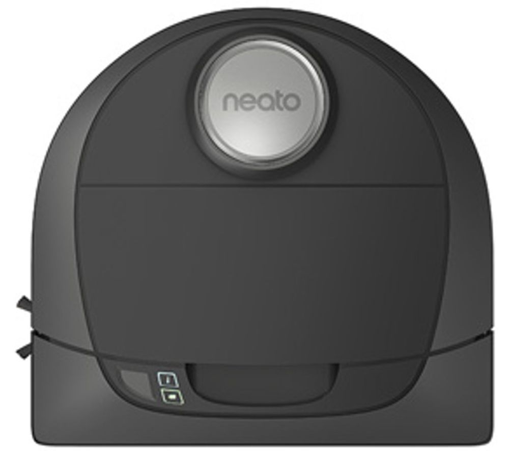 NEATO Botvac D5 Connected Robot Vacuum Cleaner  Black Black