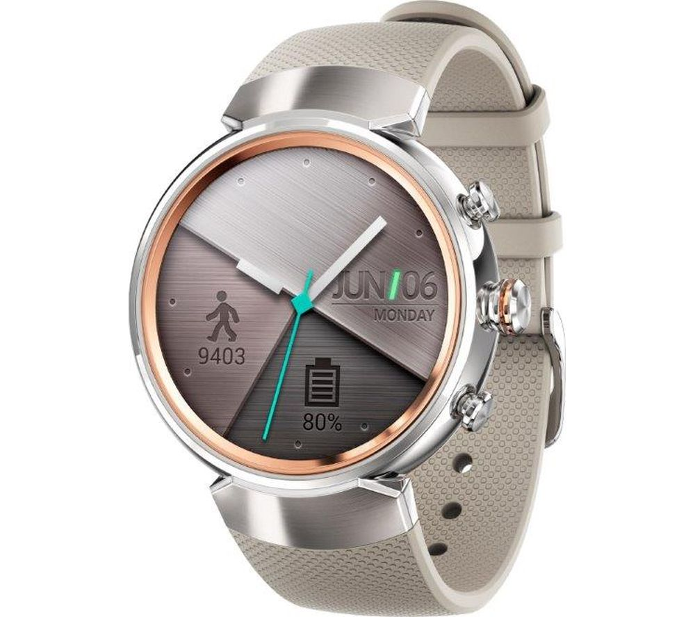 ASUS ZenWatch 3 - Silver