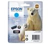 EPSON Polar Bear T2612 Cyan Ink Cartridge