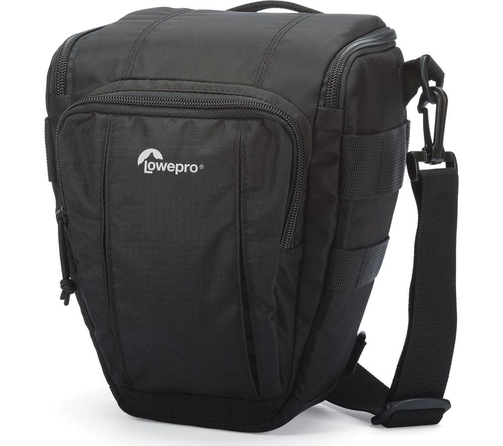 LOWEPRO Toploader 50 AW II DSLR Camera Case - Black