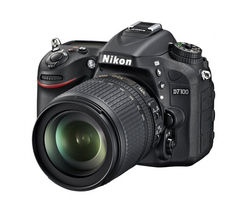 NIKON D7100 DSLR Camera with 18-105 mm f/3.5-5.6 Lens - Black
