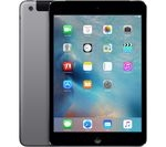 APPLE iPad mini 2 Cellular - 16 GB, Space Grey
