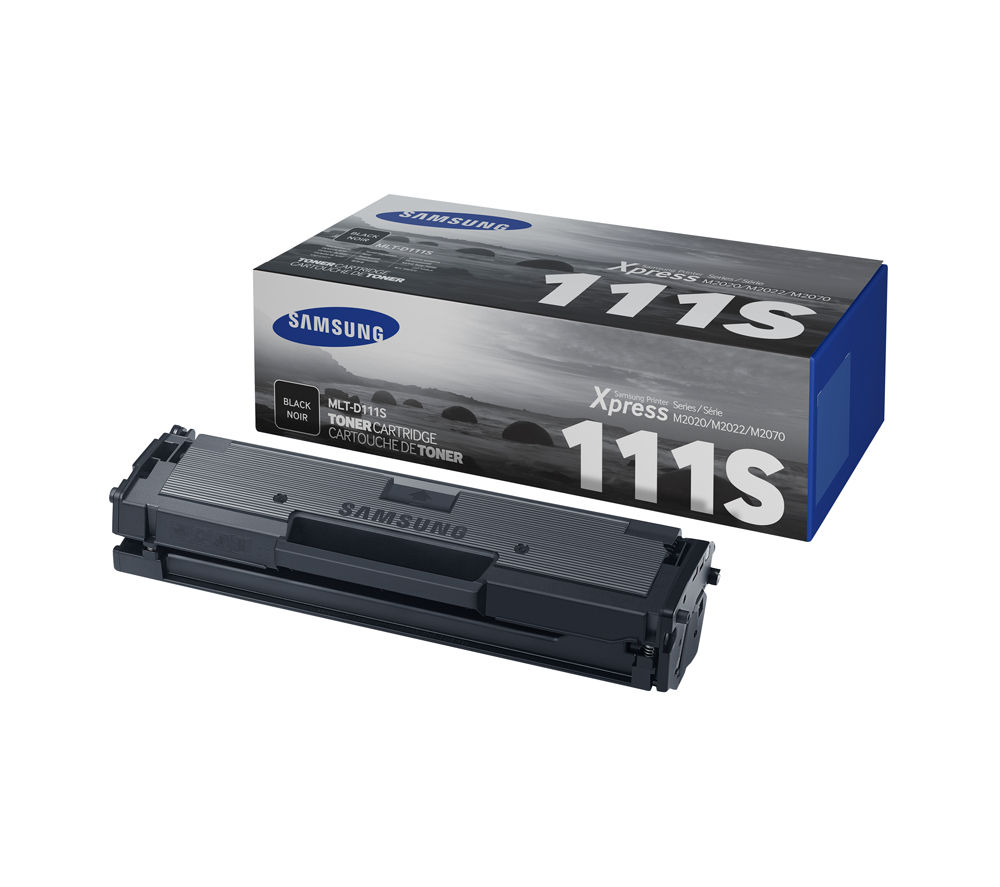 SAMSUNG MLT-D111S Blacker Toner Cartridge and Drum