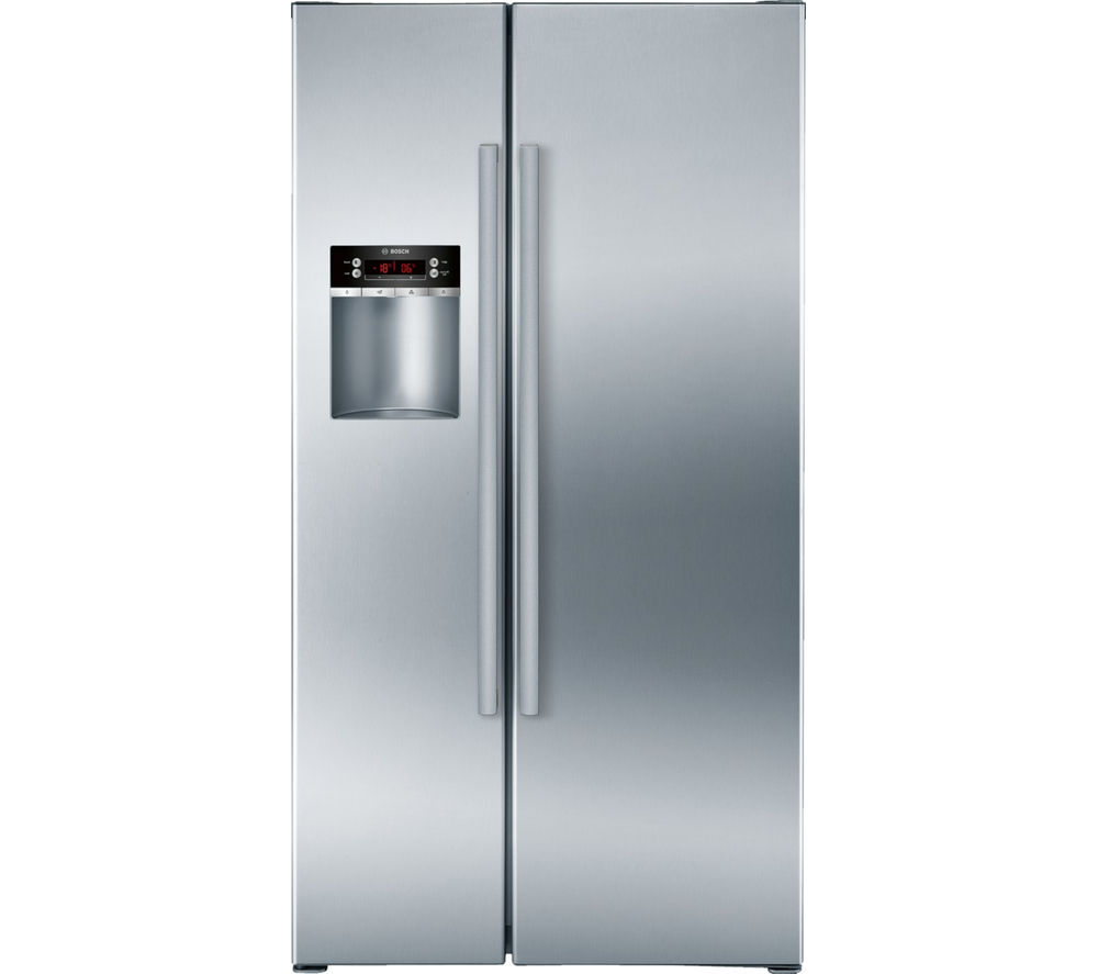 buy bosch exxcel kad62v40gb american style fridge freezer. Black Bedroom Furniture Sets. Home Design Ideas