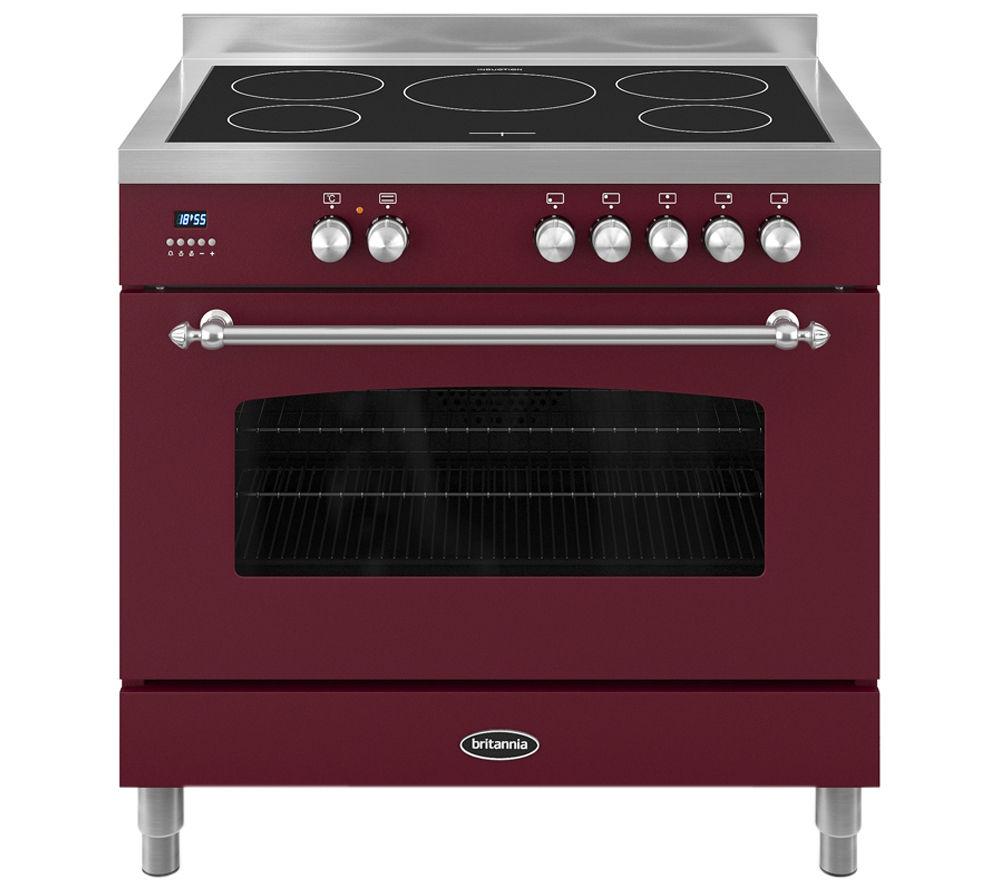 Induction Cooking Appliances ~ Buy britannia fleet single electric induction range