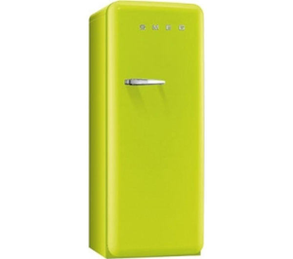 Buy SMEG FAB28QVE1 Tall Fridge  Lime Green  Free Delivery  Currys