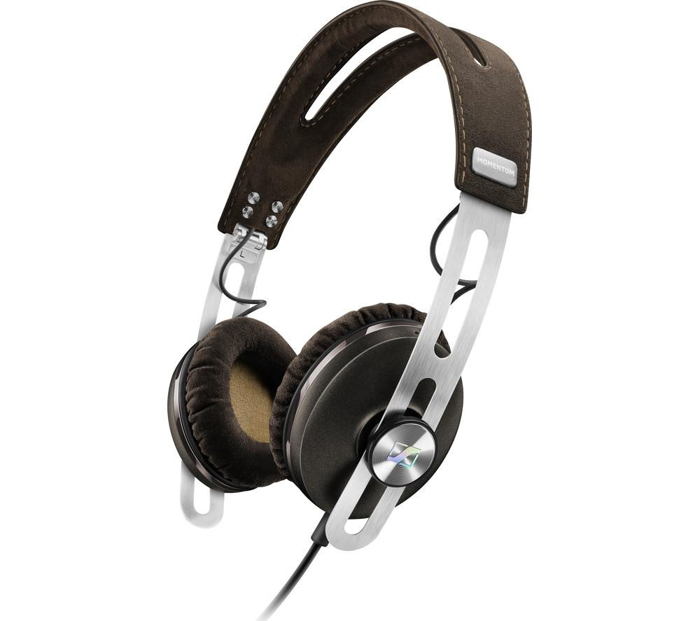 SENNHEISER Momentum 2.0 i Headphones - Brown