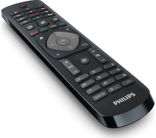 buy philips 55put6400 12 smart 4k ultra hd 55 led tv. Black Bedroom Furniture Sets. Home Design Ideas