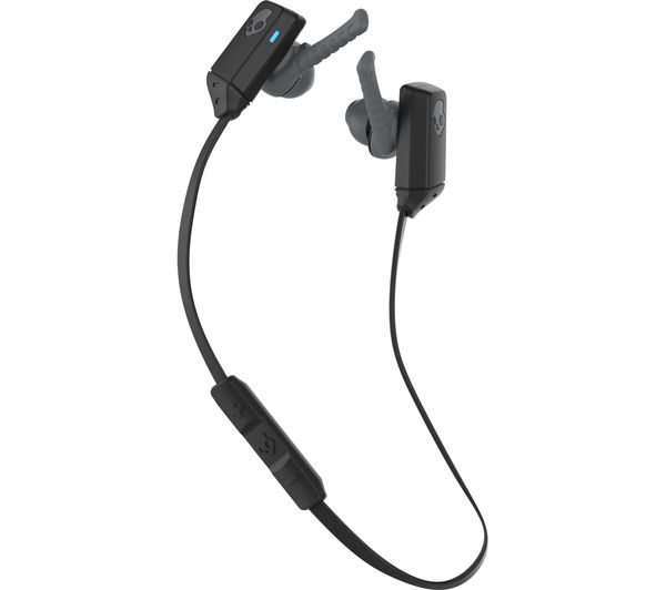 Image of SKULLCANDY XTFREE Wireless Bluetooth Headphones - Black