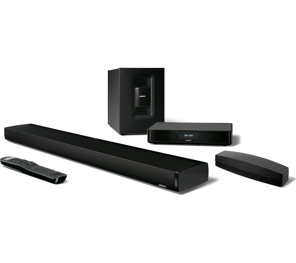 buy bose soundtouch 130 wireless home cinema system free delivery currys. Black Bedroom Furniture Sets. Home Design Ideas