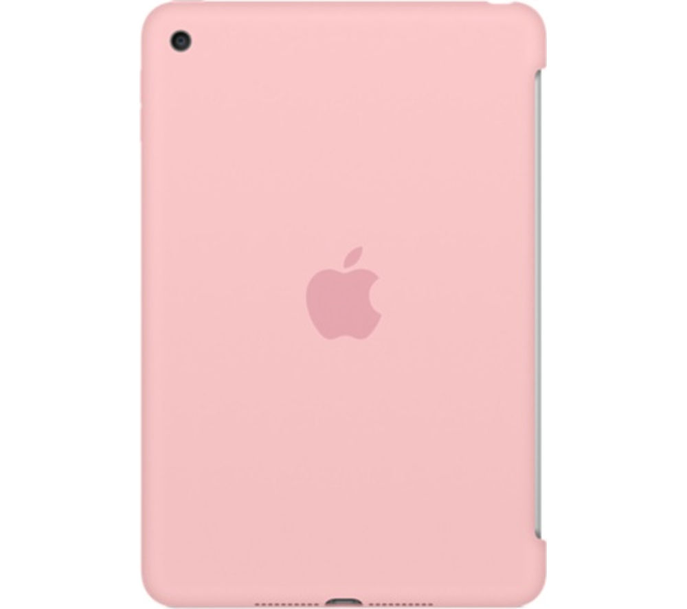 APPLE Silicone iPad Mini 4 Cover - Pink
