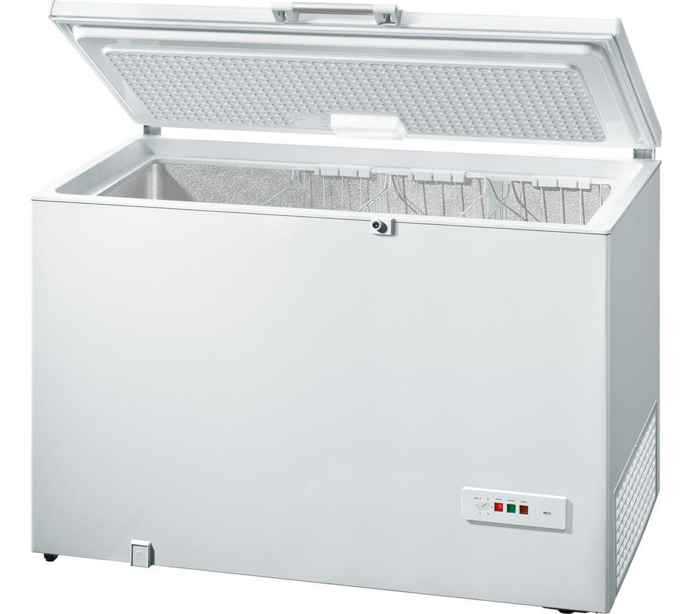 BOSCH  GCM34AW20G Chest Freezer  White White