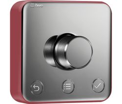 HIVE Active Thermostat Frame Cover - Redcurrant