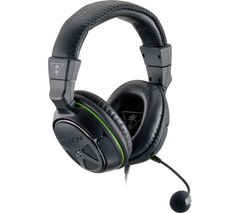 TURTLE BEACH Ear Force XO SEVEN PRO 2.0 Gaming Headset - Black & Green